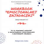 """Workbook """"Emocjonalnej Zajadaczki"""""""