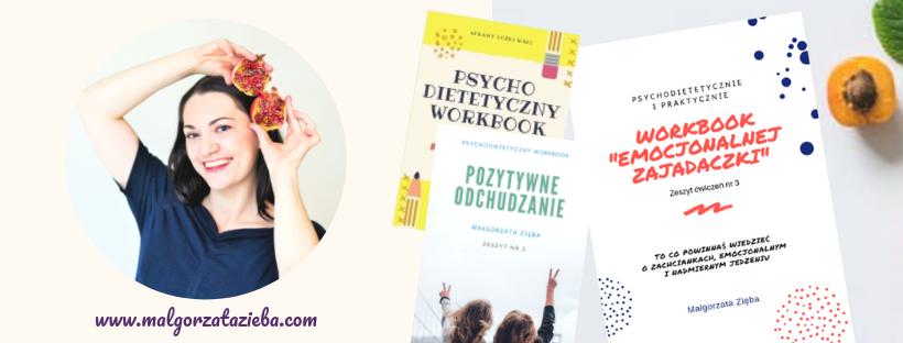 Workbooki: seria psychodietetycznie i praktycznie